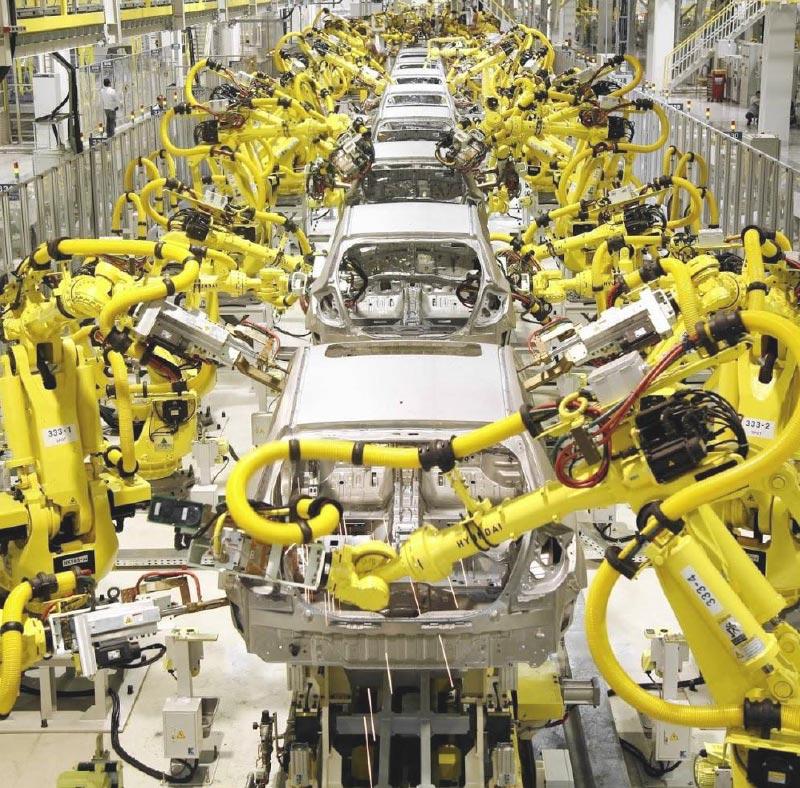 daiko solutions car robot